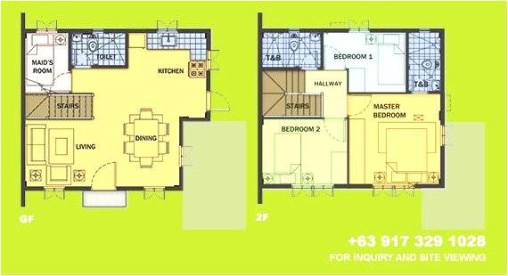 camella homes drina floor plan