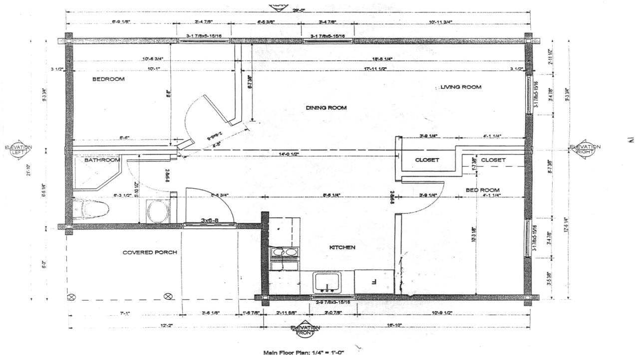 campground bath house floor plans