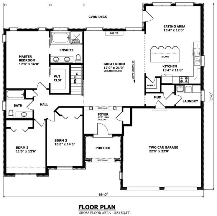 custom house plans canada