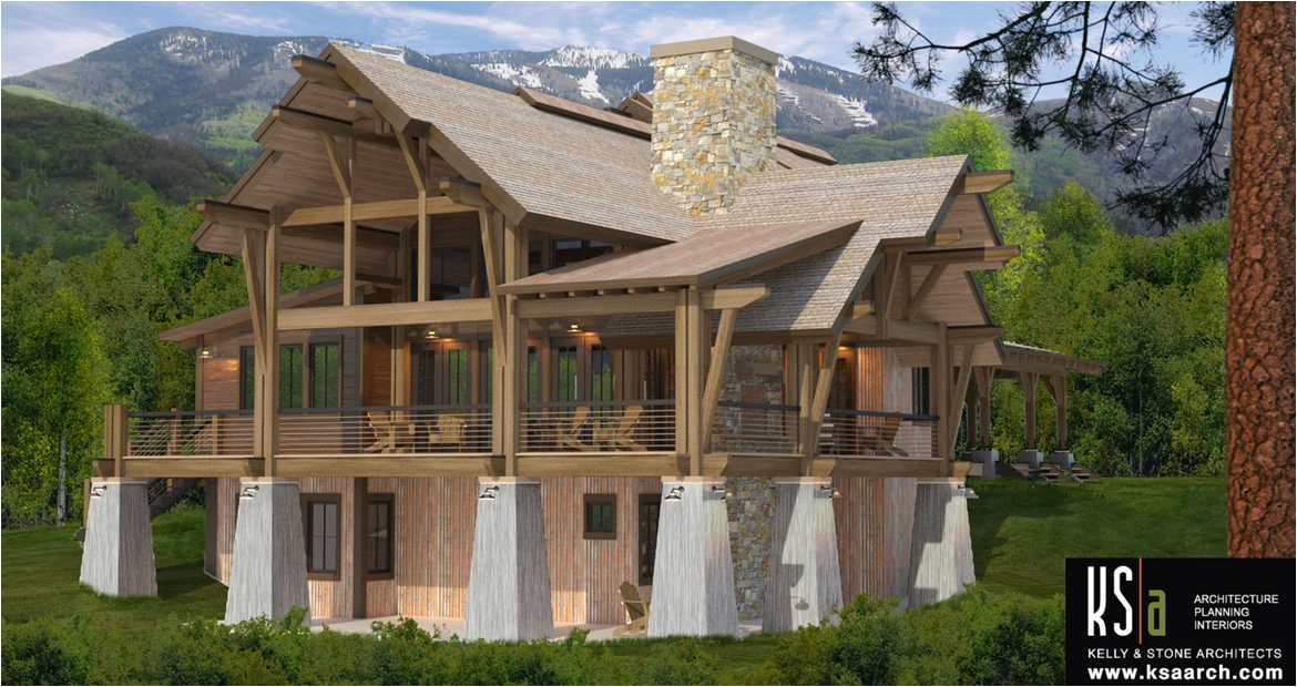 canadian timberframes ltd crested butte