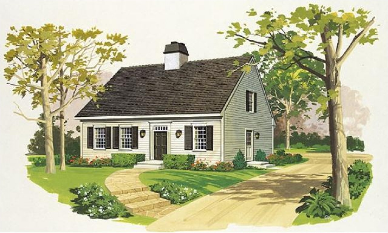 Cape Cod Homes Plans Cape Cod Tiny House Small Cape Cod House Plans New