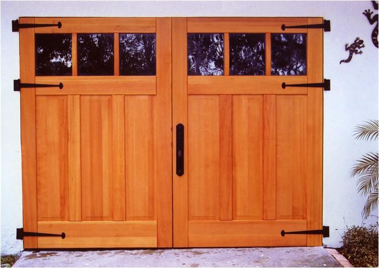 18 wonderful carriage house door plans