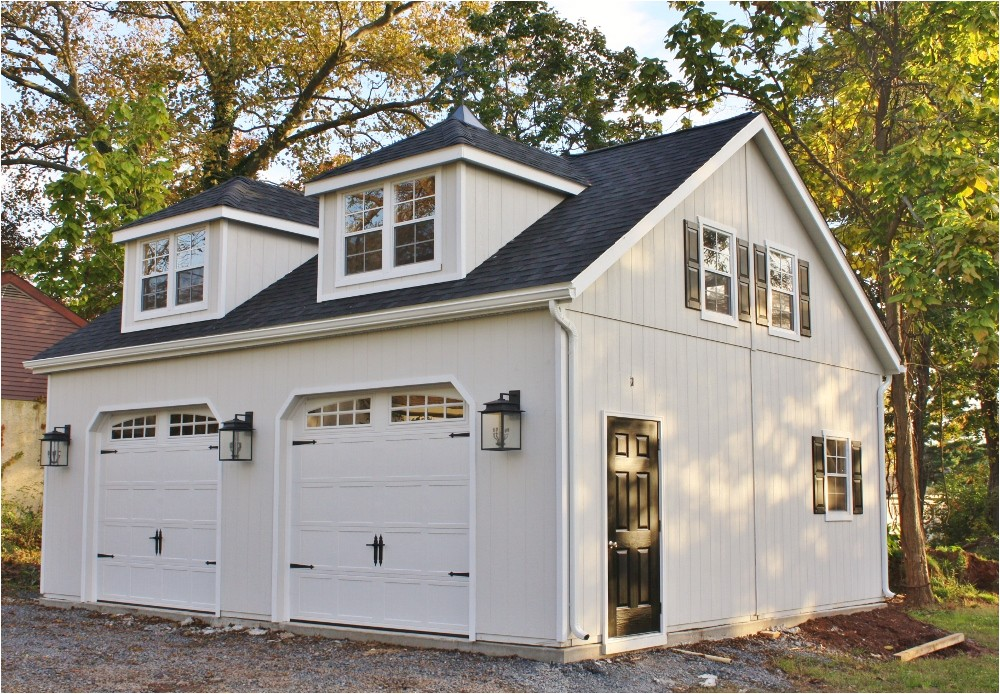 our new carriage house