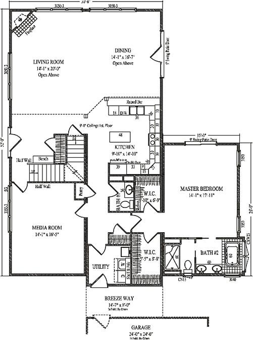 wardcraft homes carrington