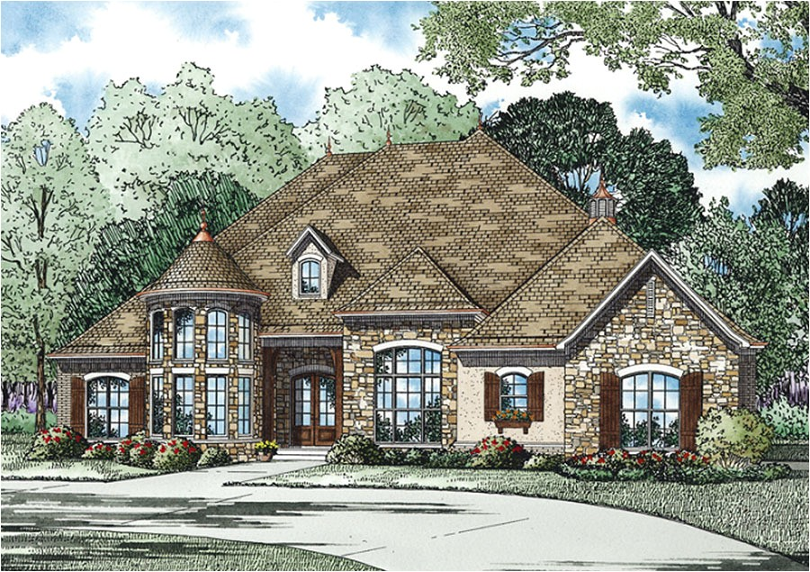 house plan 60630nd
