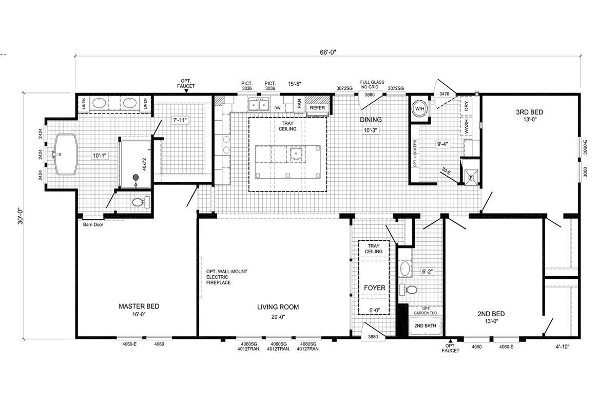 cavalier home builders floor plans