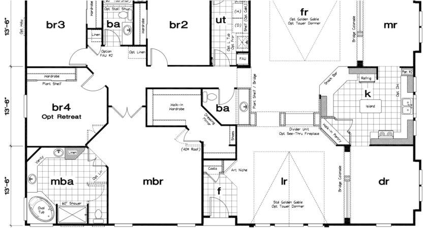 cavalier mobile homes floor plans marlette modular