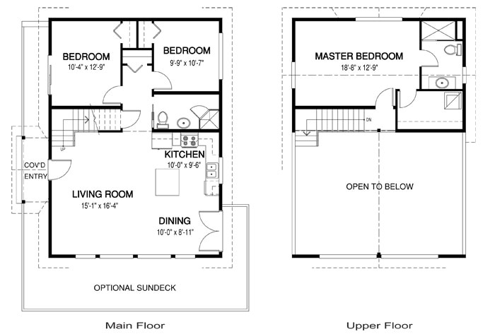 deerbay architectural cabins garages cedar home plans
