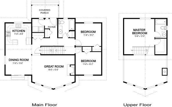 house plans the everett 2