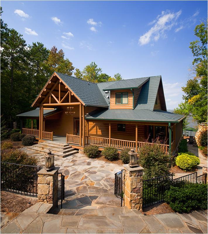 camden log home floor plan by katahdin cedar log homes