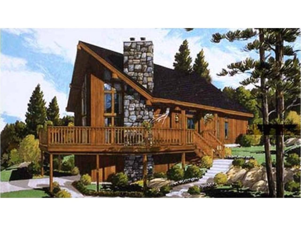 b1ced4e1b4a58e16 chalet style homes floor plans chalet house plans
