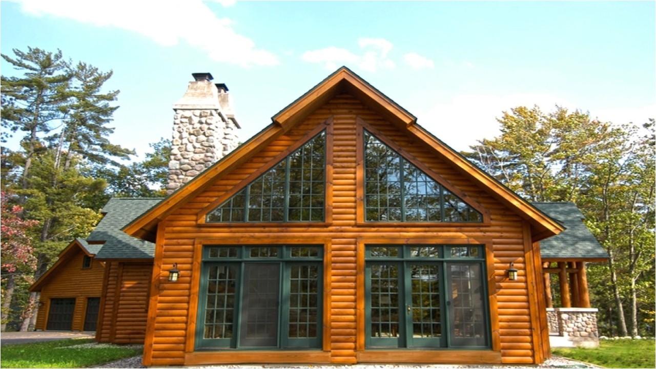 62ef12e3f7cd8c86 chalet style log home plans cedar chalet homes cabins