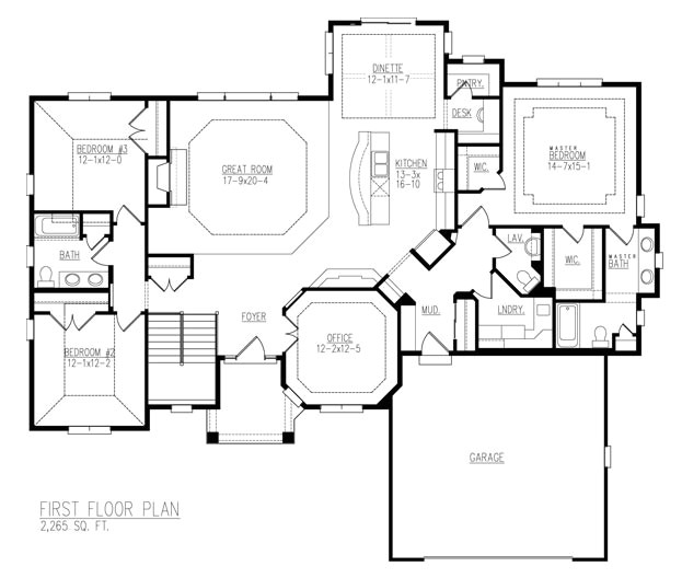charleston single home plans