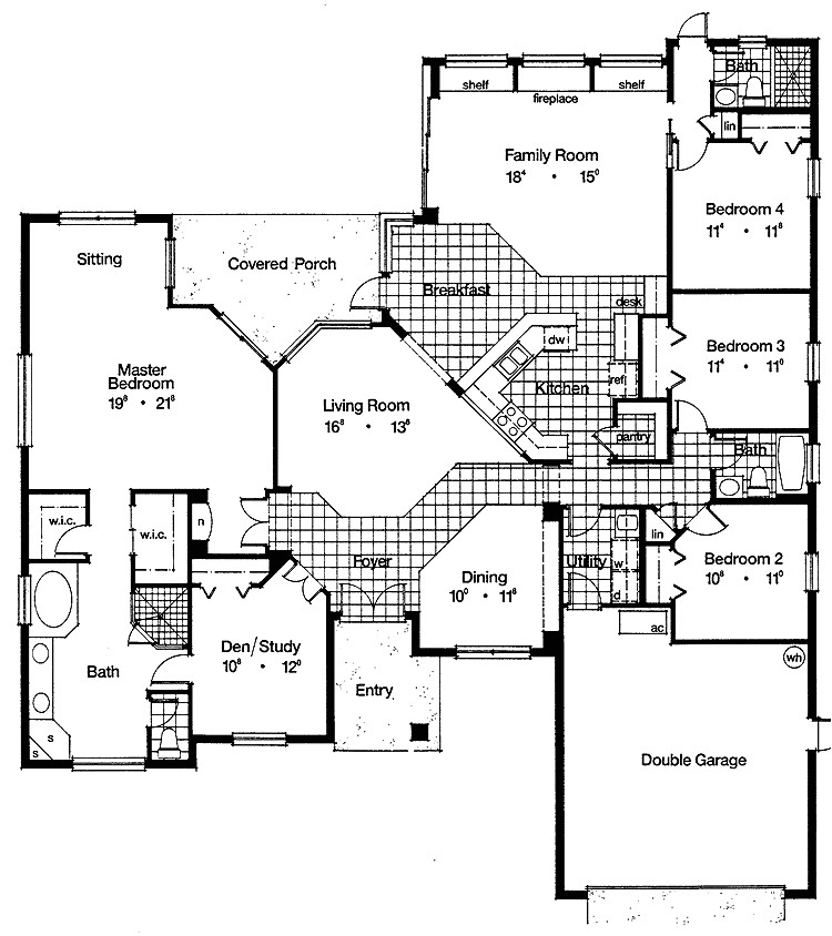superb charleston house plans 4 charleston style house floor plan