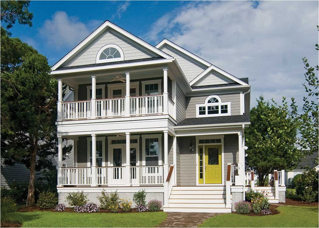 Charleston Style Home Plans Dream House Plans Charleston Style House Design