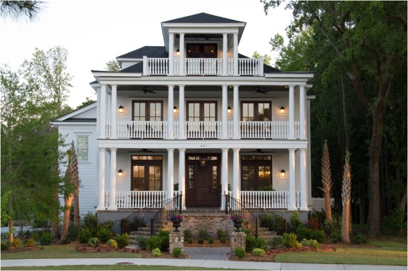 how to improve your houses appearance with charleston style home plans