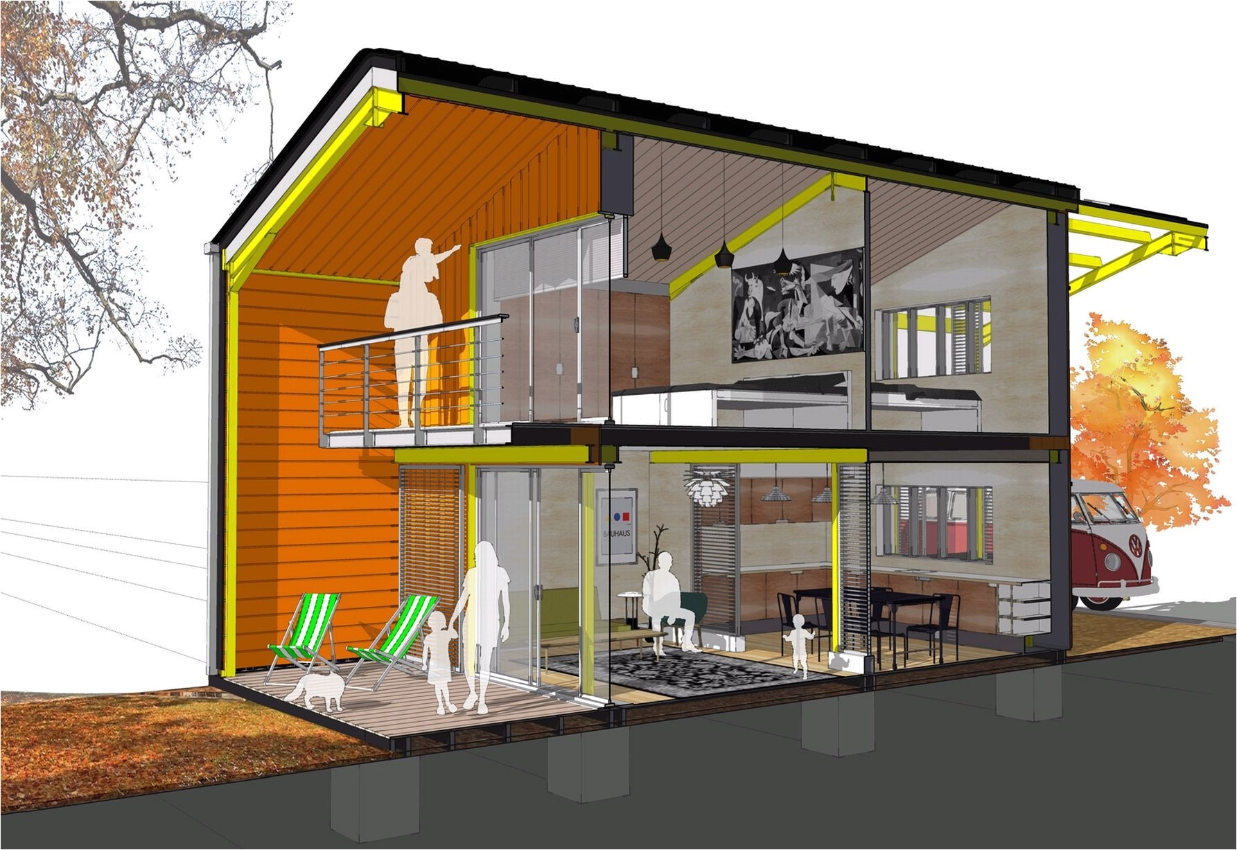 hay bale house plans