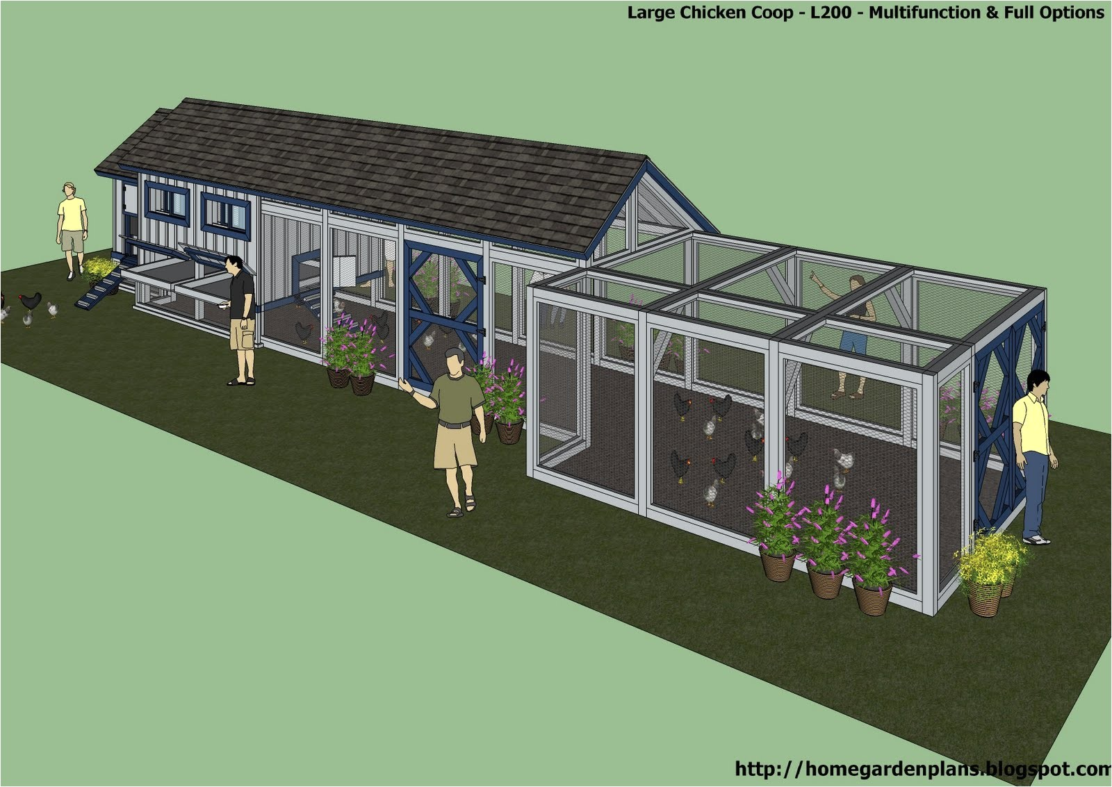 Chicken House Plans for 1000 Chickens Poultry House Plans for 1000 Chickens Escortsea