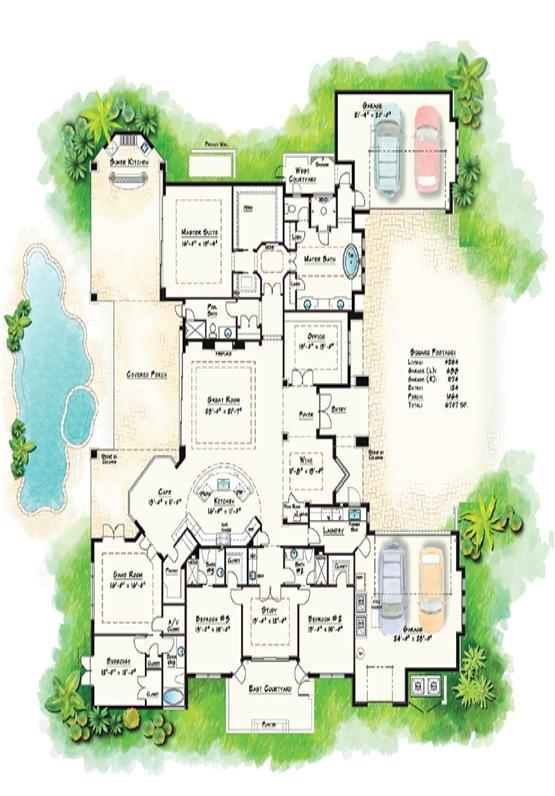 christopher burton homes floor plans