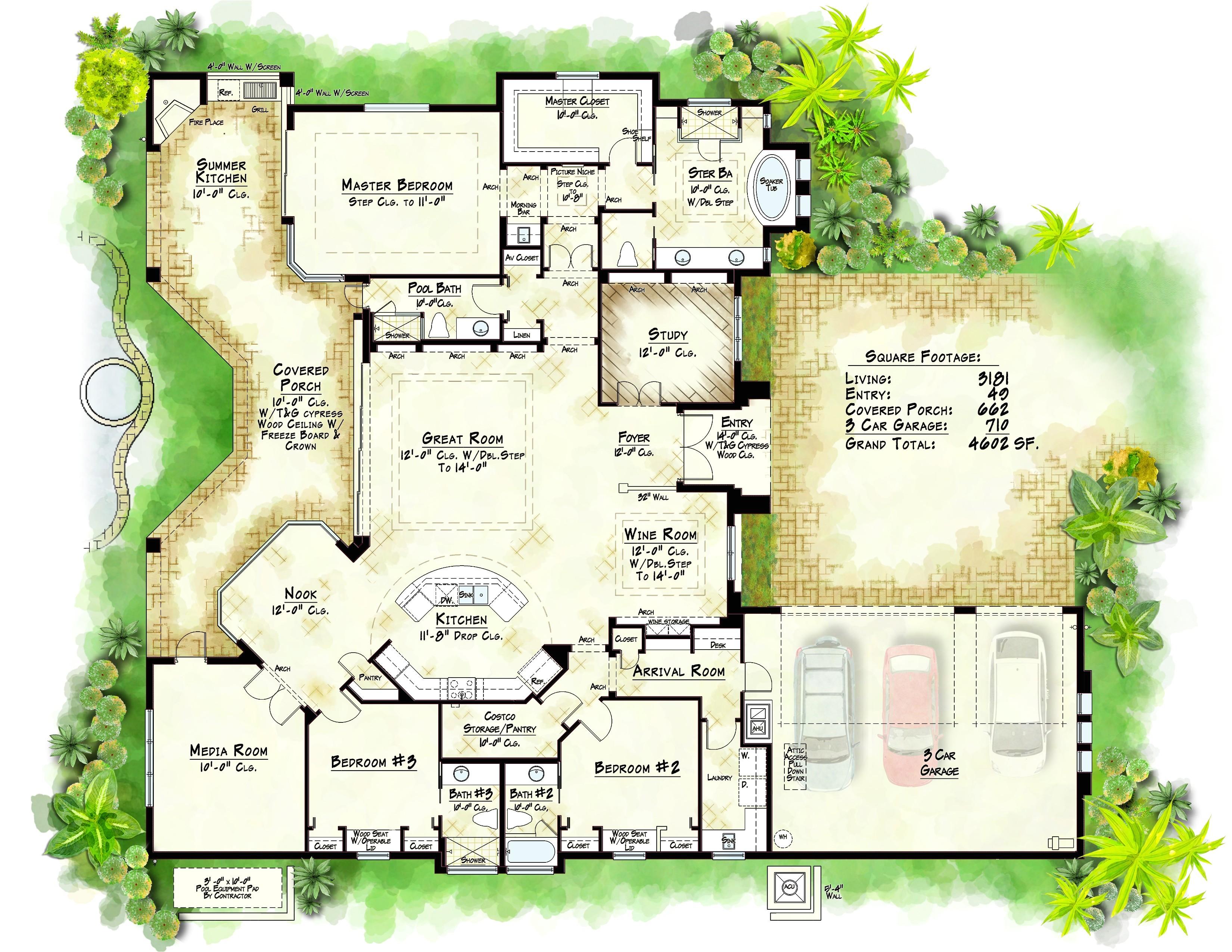Christopher Burton Homes Floor Plans Custom Built Homes Floor Plans Best Of Another Great Plan