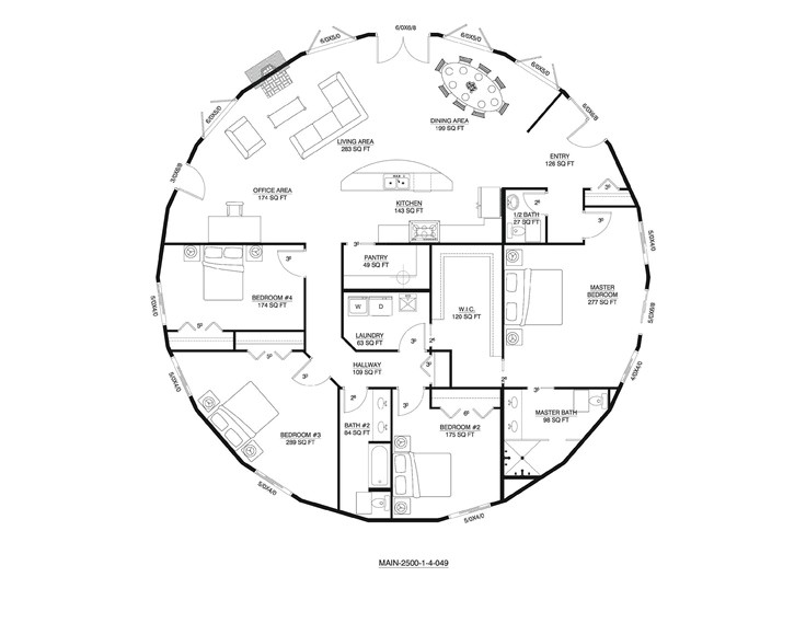 inspiring round home plans 9 roundhouse floor plans