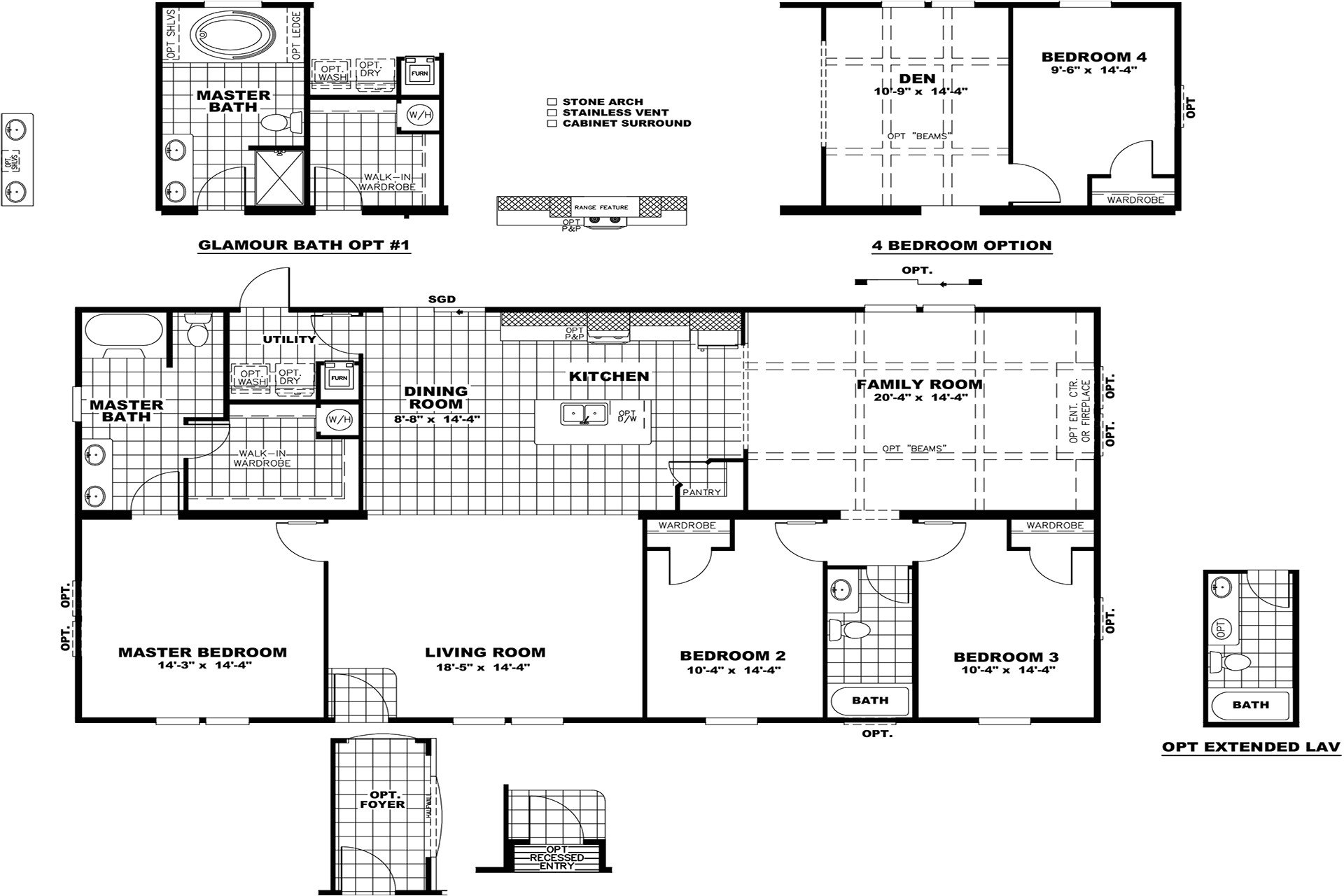 clayton homes with prices and floor plans