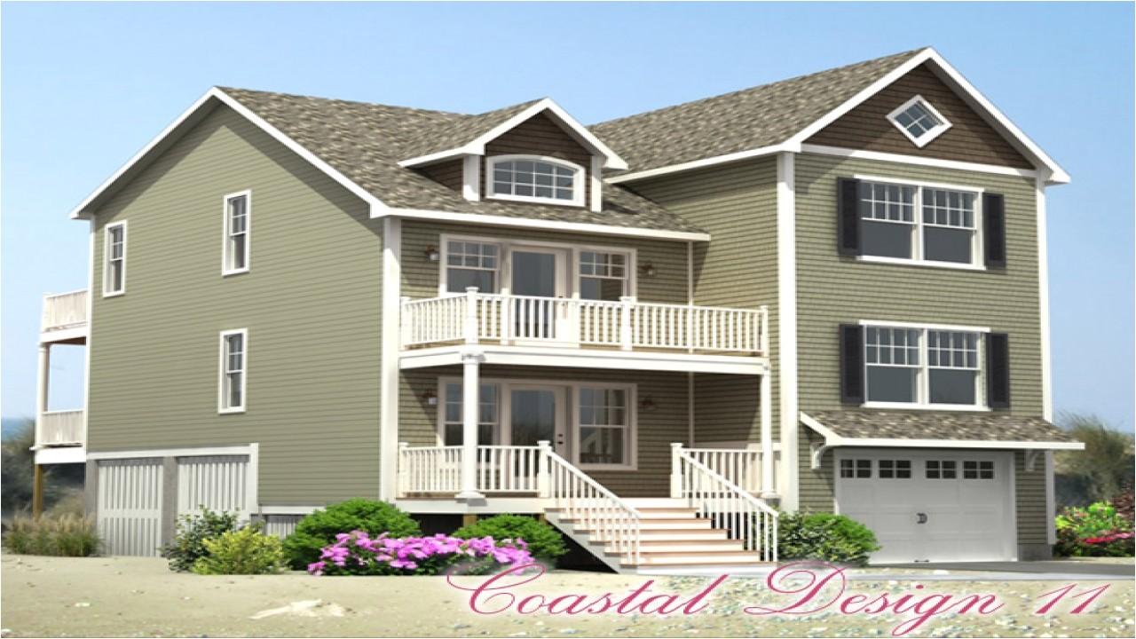 Coastal Modular Home Plans Coastal Modular Home Designs Cottage Style Modular Home