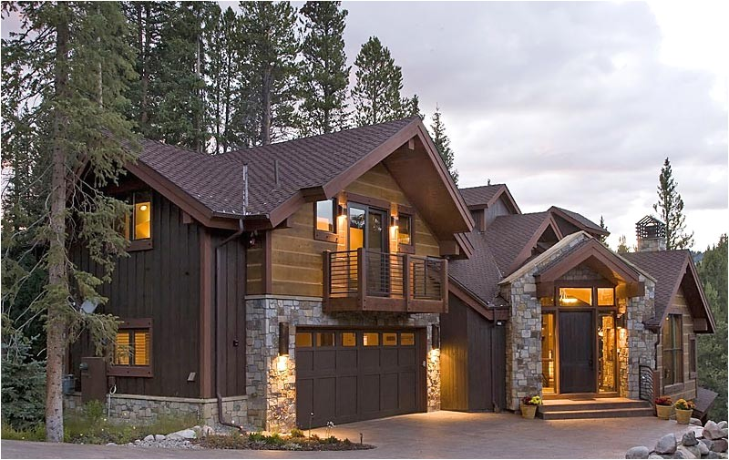 Colorado Home Plans Colorado Custom Mountain Home Architects Bhh Partners