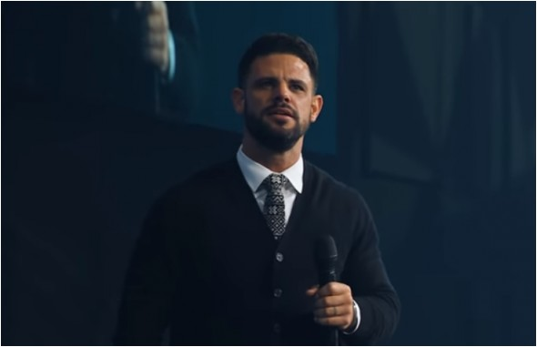 pastor steven furtick says if you dont doubt the bible youre not reading it