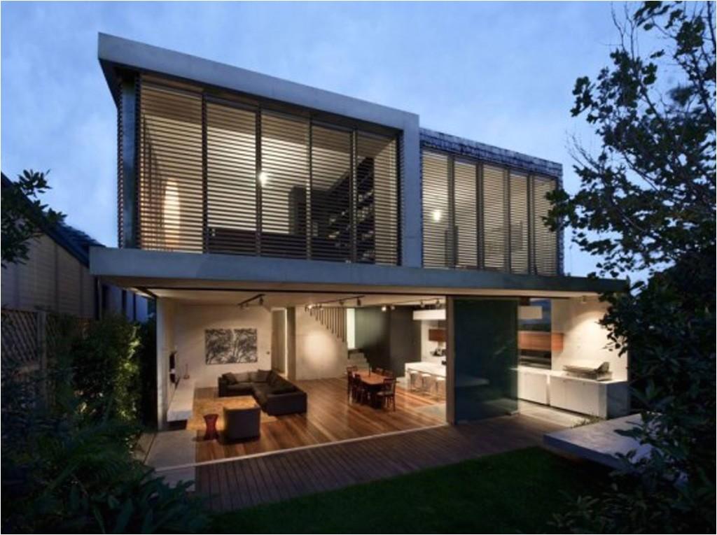 concrete house designs plan
