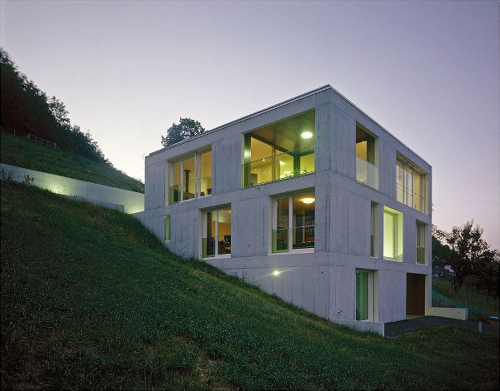 concrete home plans decoration