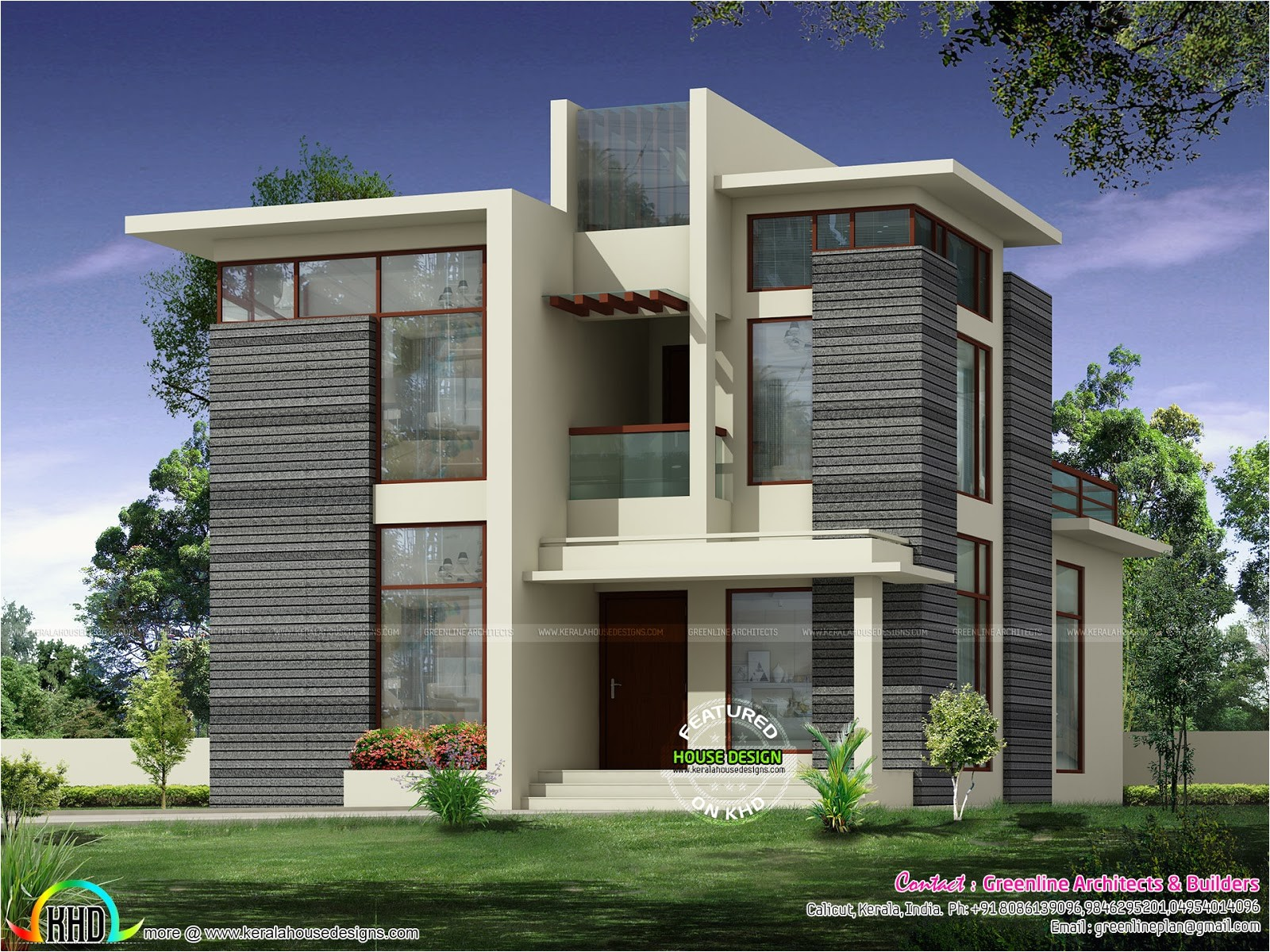 2236 sq ft modern contemporary home m 1