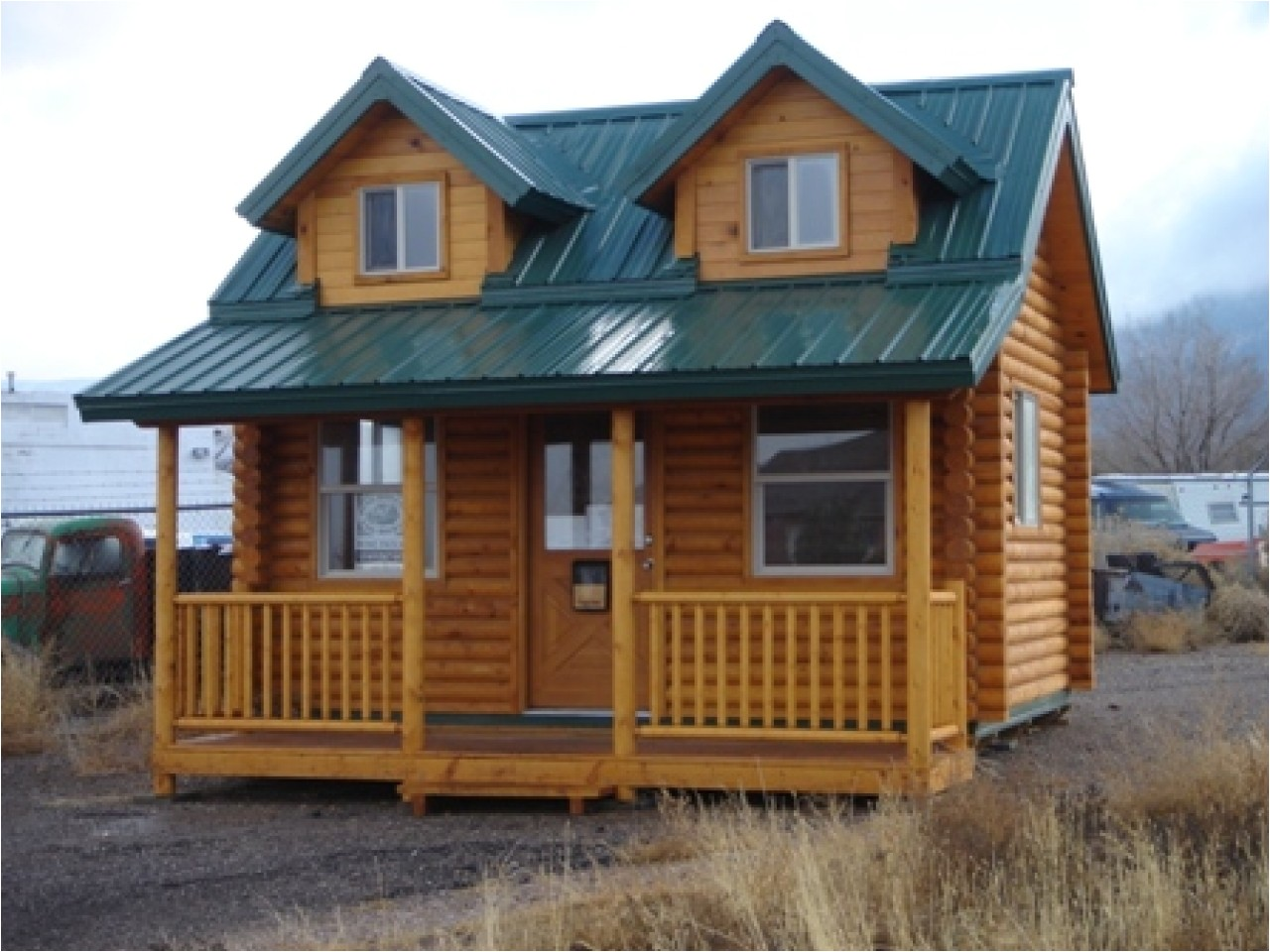 tiny cabins for sale