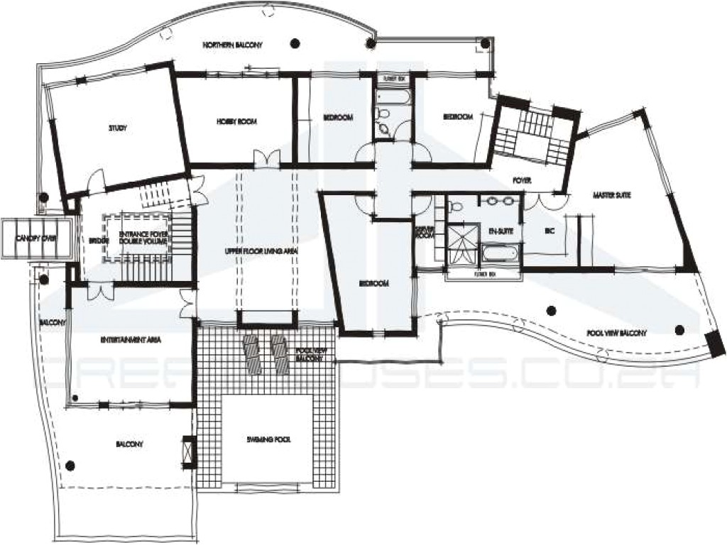 01b7868944f9825a contemporary house plans ultra modern house plans
