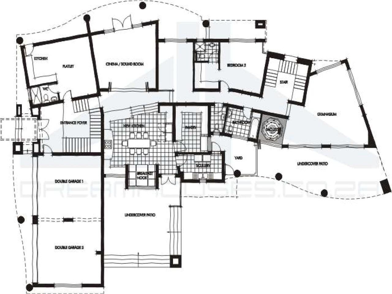 a525209da7e5c1ec contemporary house floor plans open contemporary house plans