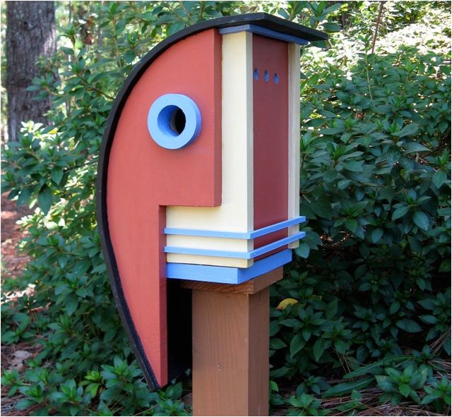 12 cool architectural birdhouses 46968