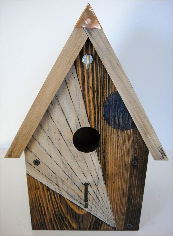 basic birdhouse design