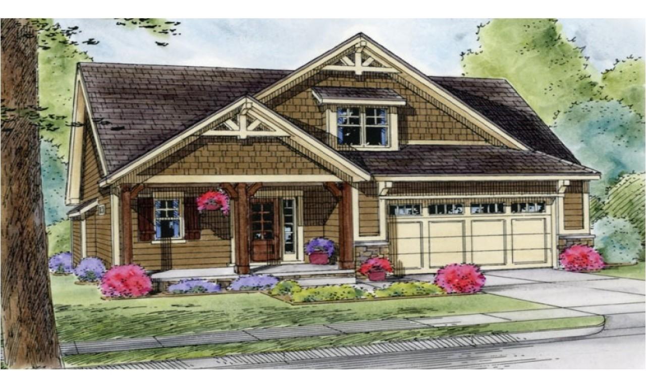 26de3338e50c971e craftsman cottage house plans with garages bungalow cottage craftsman house plans