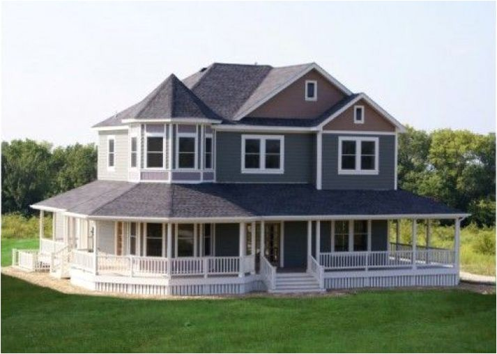 Country Home Floor Plans Wrap Around Porch Marvelous Home Plans with Wrap Around Porches 8 House