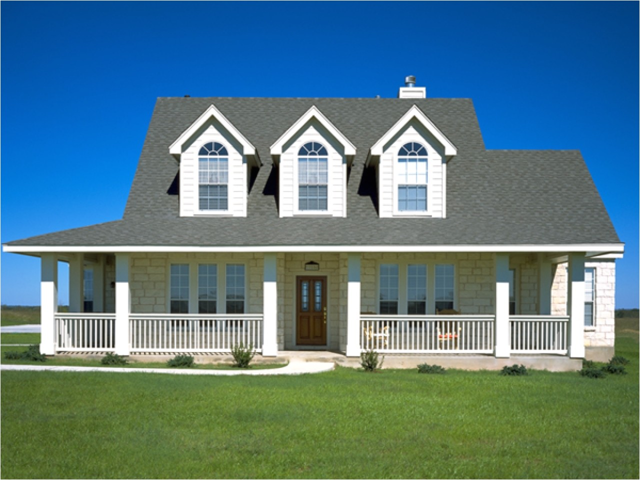 Country Home Plan Country House Plans with Porches Country Home Plans with