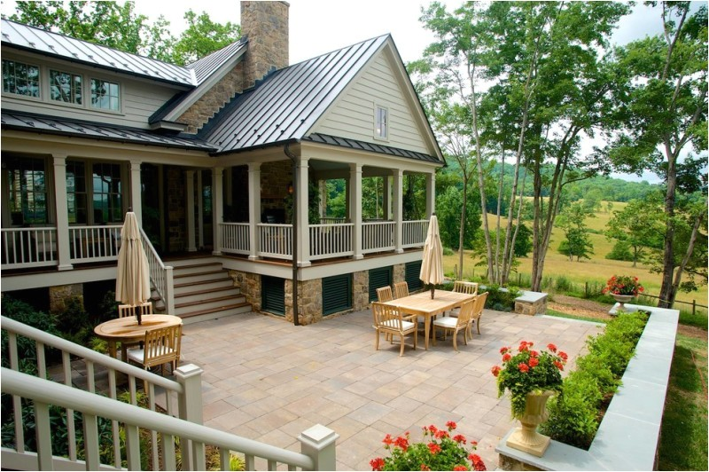 country living house plans