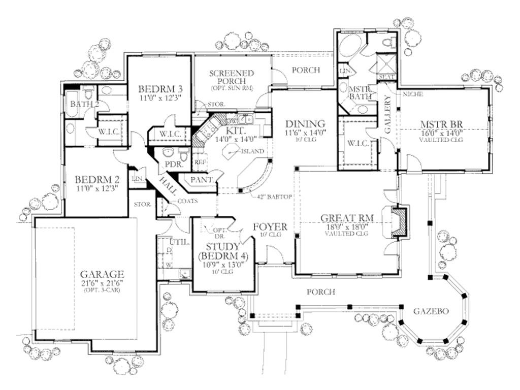 country style house floor plans australia