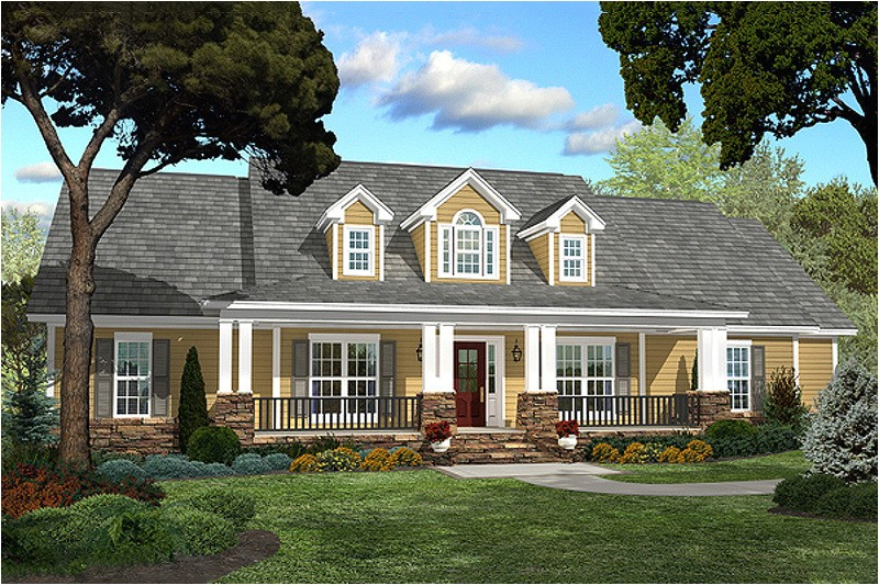 2250 square feet 4 bedrooms 2 5 bathroom country house plans 2 garage 34257