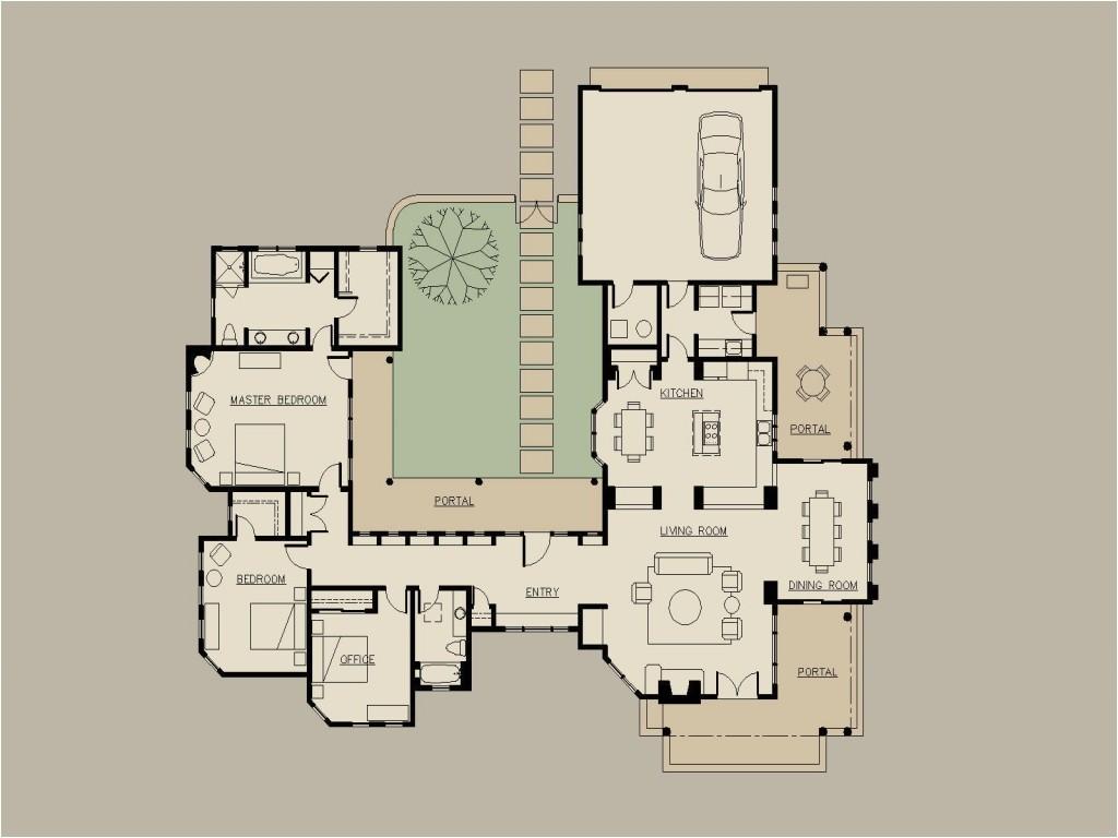 84d10c526c9cb2f3 hacienda home plans hacienda style house plans with courtyard