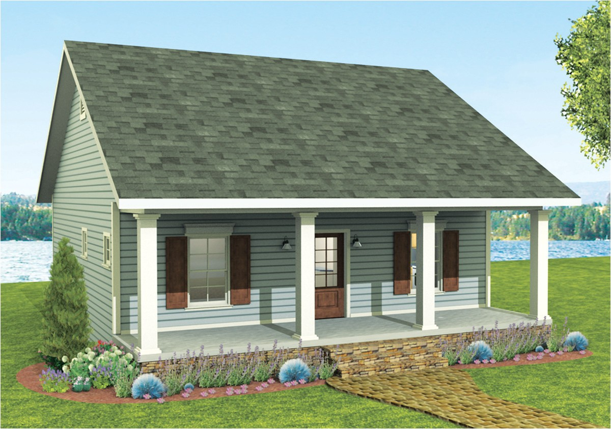 Cozy Cottage Home Plans Cozy 2 Bed Cottage House Plan 2596dh 1st Floor Master