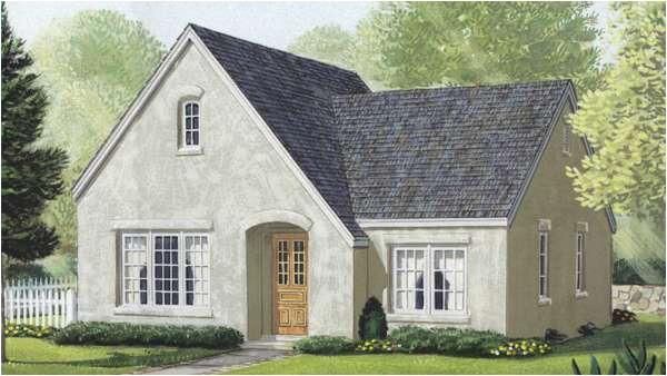 cozy cottage home plan 19228gt