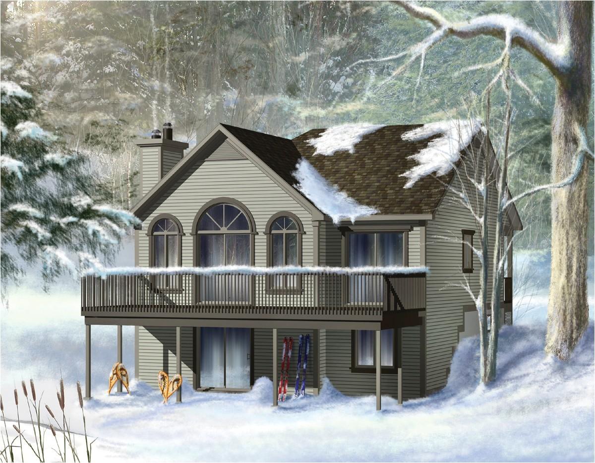 cozy cottage house plan 80553pm