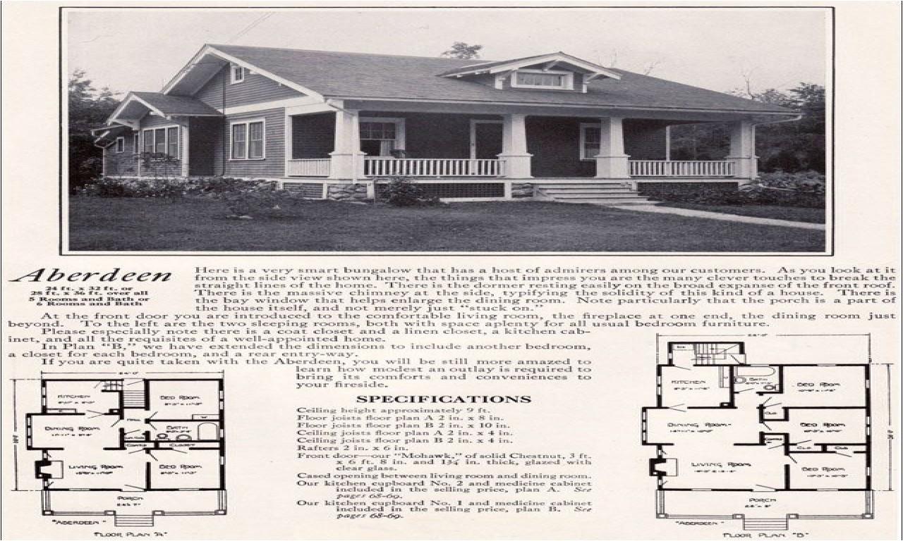 7b70275ec6ec55a3 1922 craftsman bungalow houses 1920s craftsman bungalow house plans