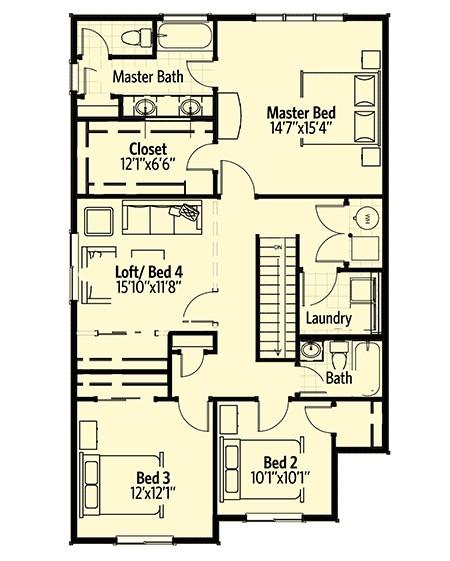 house plan 64400sc