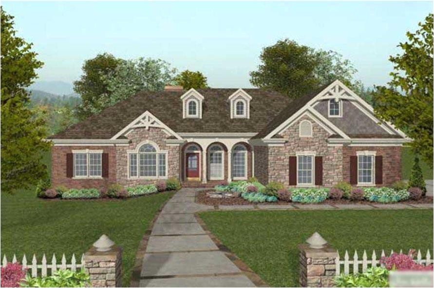 home plan 24624